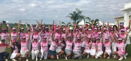 Noticia Pink Golf Tour